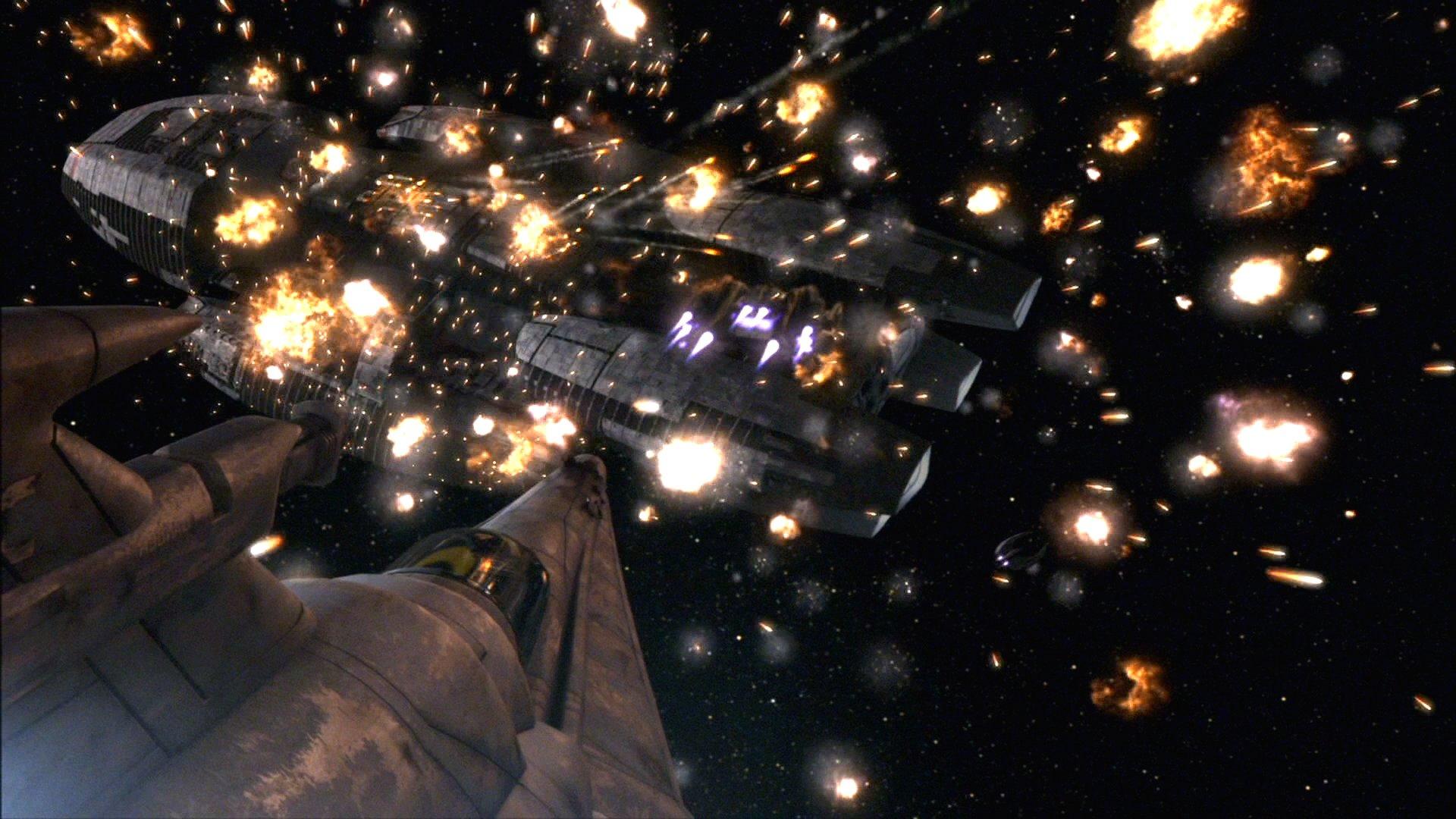 Galactica VFX (Beta)