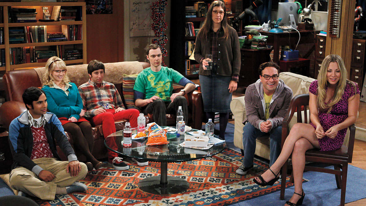The Big Bang Theory Gag Reels