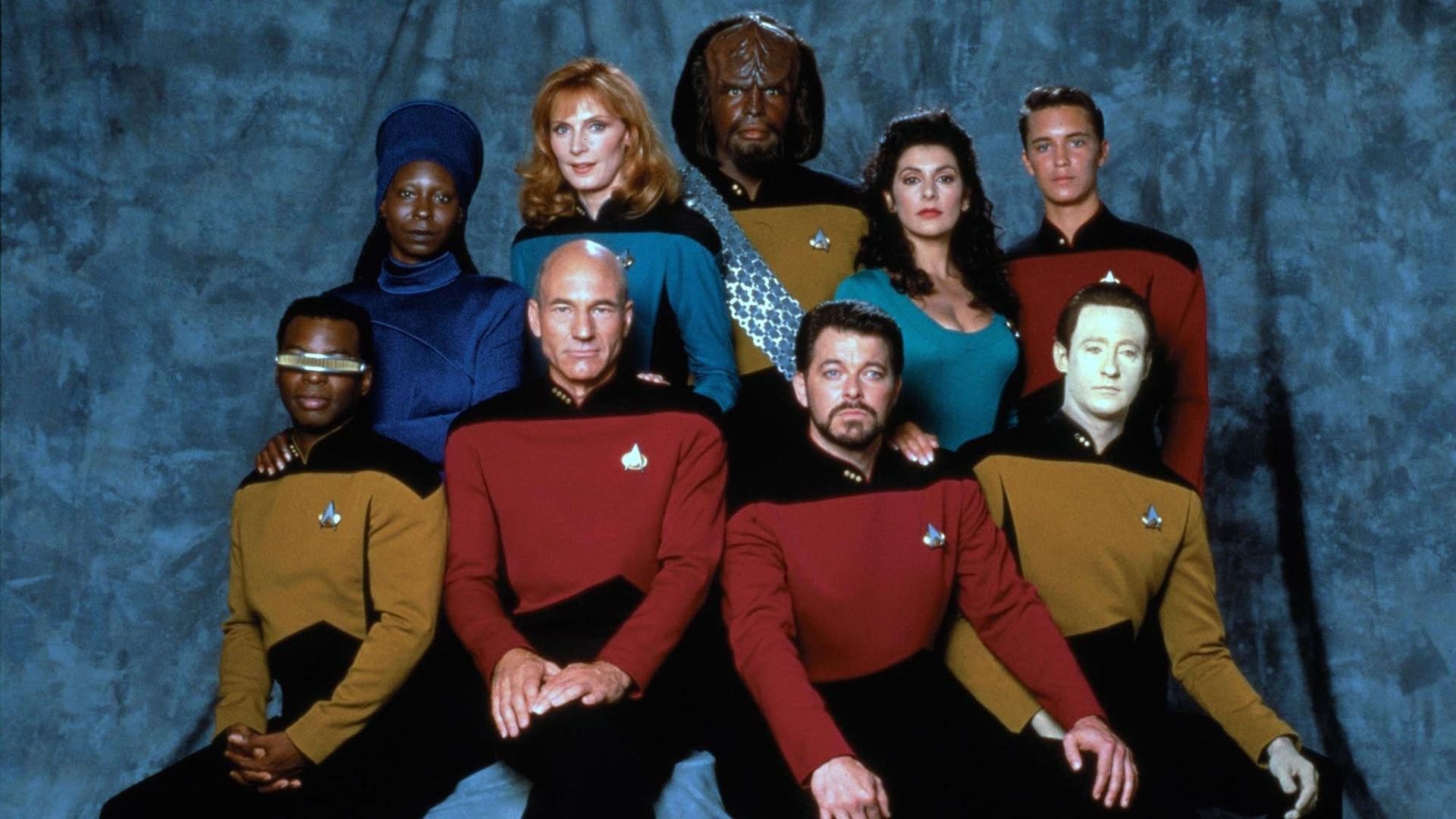 Star Trek: The Next Generation Gag Reels